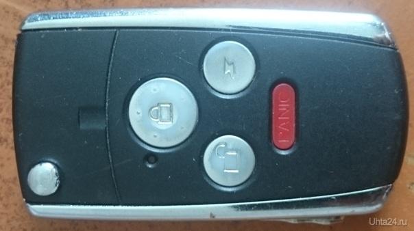 Ключи  Ухта