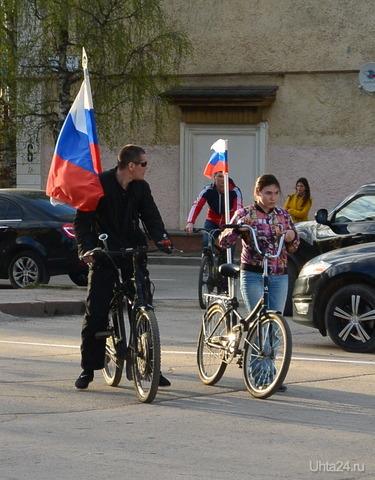 велоночь-2017  Ухта