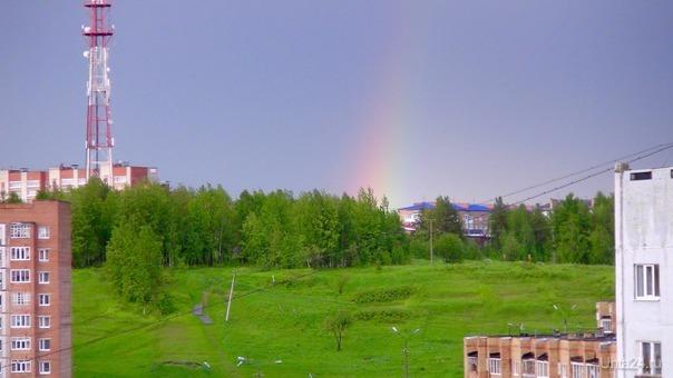 Кусочек радуги. Природа Ухты и Коми Ухта