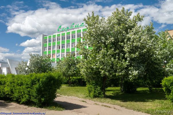 Лето в описании не нуждается))) Улицы города Ухта