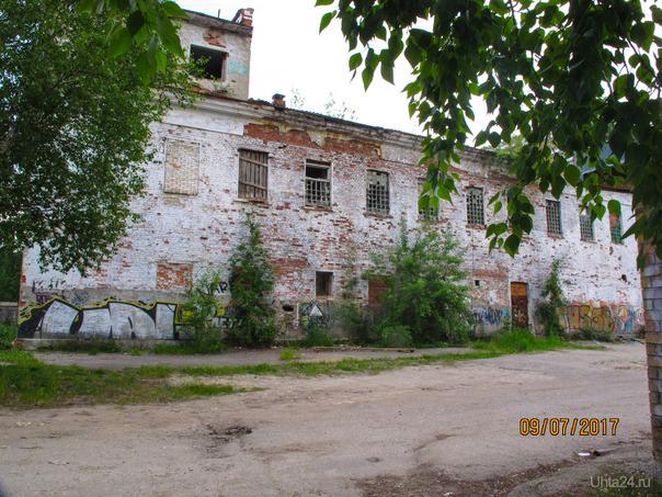 Здание старой городской бани! Проблемы Ухты Ухта