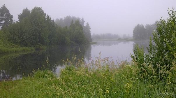 Тишина Природа Ухты и Коми Ухта