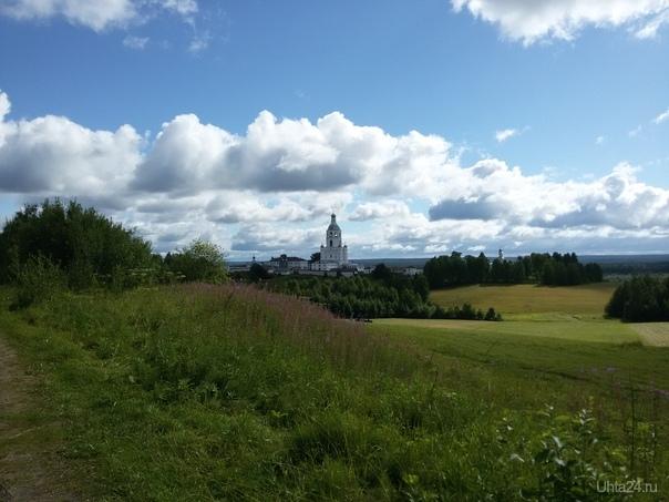 Красивое рядом. Троице-Стефано-Ульяновский мужской монастырь. Мир глазами ухтинцев Ухта