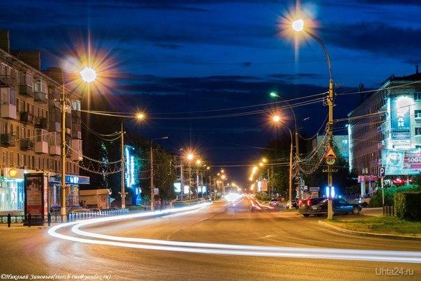 ******** Улицы города Ухта