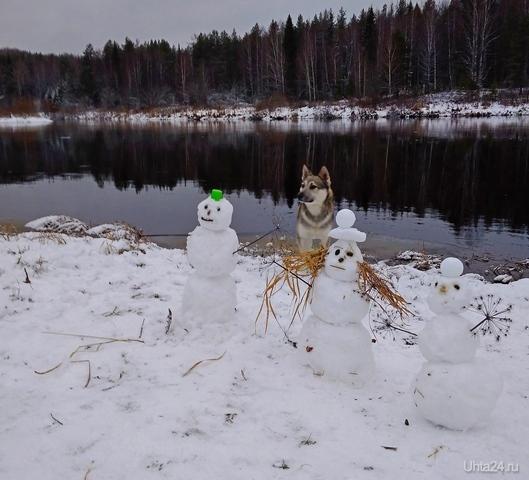 Ждём зиму)  Ухта