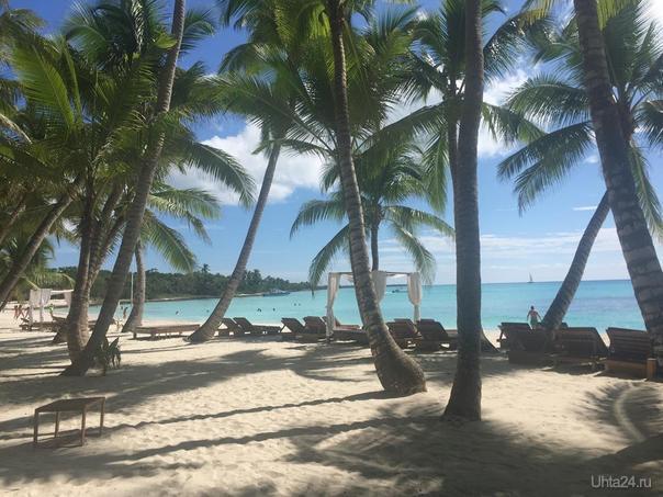 Доминиканская республика, карибское море, остров Саона, пляж Мир глазами ухтинцев Ухта