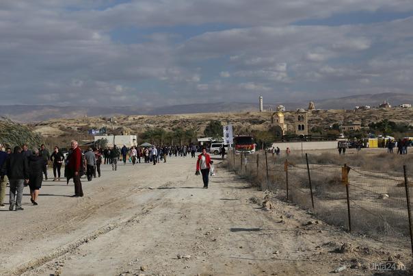 Дорога к купели на реке Иордан Мир глазами ухтинцев Ухта
