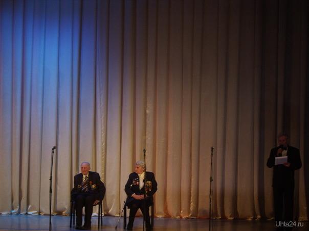 Участники Сталинградской битвы.В нашем городе осталось их в живых-3 человека. 2.02.2018 года.  Мероприятия Ухта