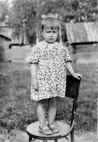 Моя теща....я ее называл мама Из глубин истории Ухта