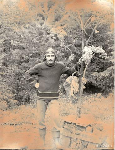 """Так вот ты какой, Цветочек Аленький!... Год 1977-1978ой. Студенческие годы. Деревня Малая Слуда под Сыктывкаром. На уборке картофеля и моркофеля.Вокруг лагеря росли вот такие """"цветики"""". Из глубин истории Ухта"""