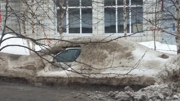 Ухта Подснежник авто