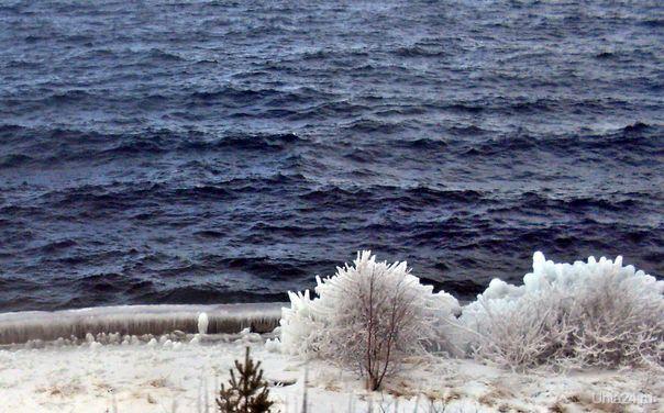 Байкал. Поздняя осень. Мир глазами ухтинцев Ухта