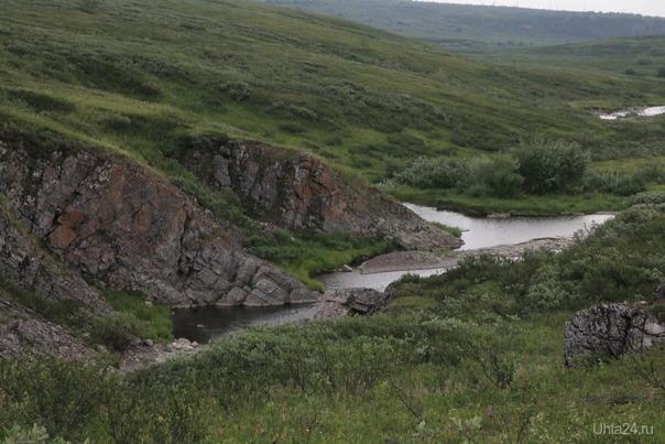 Где-то окрестностях Воркуты. Природа Ухты и Коми Ухта