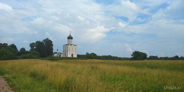 Церковь Покрова на Нерли.Находится во Владимирской области,в 1.5км от Боголюбова. Разное Ухта