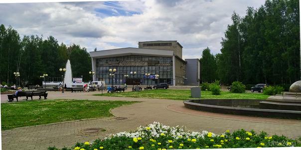 Театр Оперы и Балета в Сыктывкаре. Разное Ухта