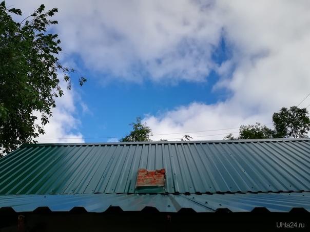 Крыша  Ухта