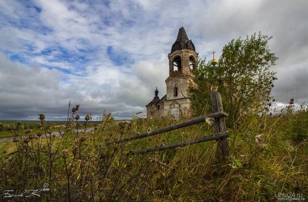 Церковь Рождества Пресвятой Богородицы в Онежье Разное Ухта