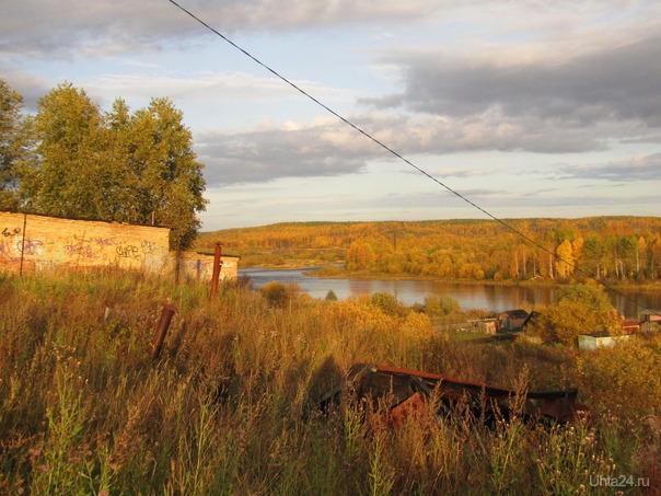 Осень в шудаяге 2 Природа Ухты и Коми Ухта