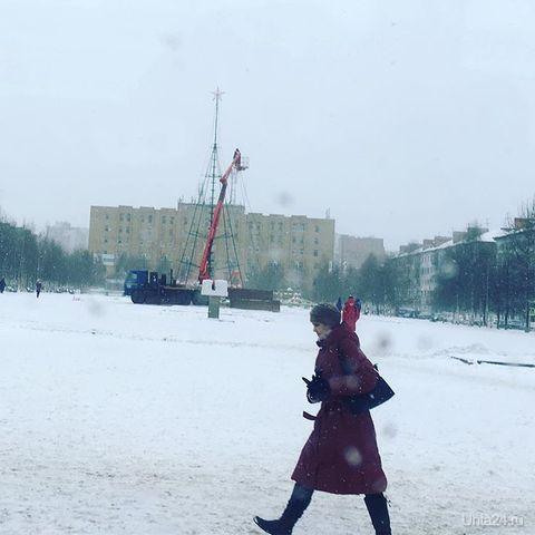 Скоро Новый год  https://www.instagram.com/natalyasidelnikofa/ Новый год Ухта