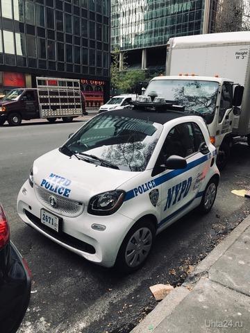 NYPD   Ухта