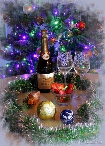 Новогодний натюрморт. Всех с наступающим Новым годом!  Ухта