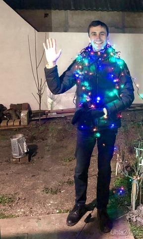 Я Йолка  Новый год Ухта