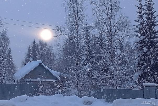 Снег и солнце Разное Ухта