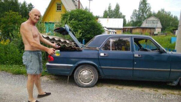 моя баржа Мой автомобиль Ухта