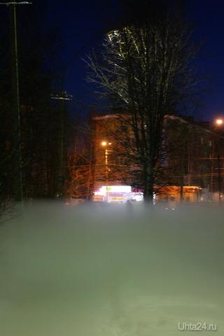 Туман  Ухта