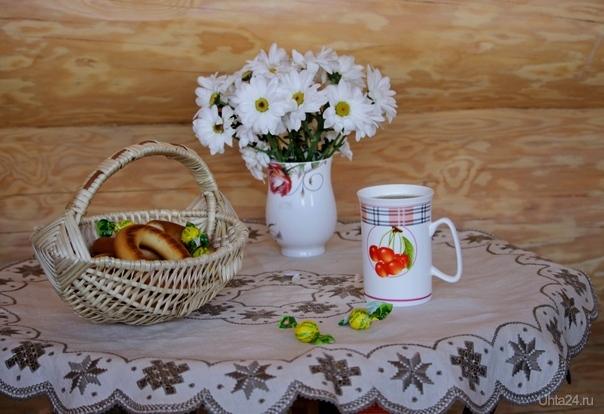 Чайный натюрморт Творчество, хобби Ухта