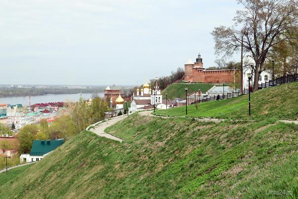 Нижегородский Кремль  Ухта