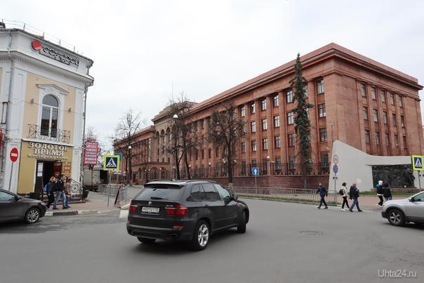 улица Маслякова  Ухта