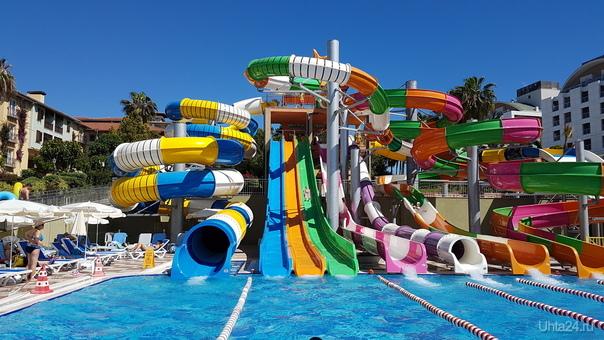 Турецкая Lonicera-просто офигенный отель,по всем критериям с хорошим аквапарком. Мир глазами ухтинцев Ухта