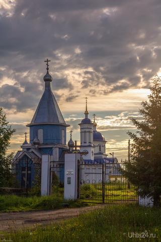 Село Ыб, женский монастырь. Спасибо Старому за поездку. Мир глазами ухтинцев Ухта