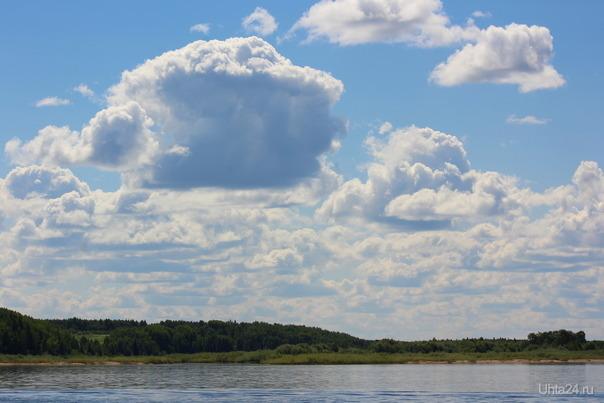 река Печора Природа Ухты и Коми Ухта