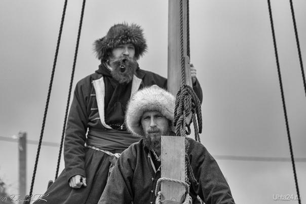экспедиция Великий водно-волоковый путь (Республика Коми) Разное Ухта