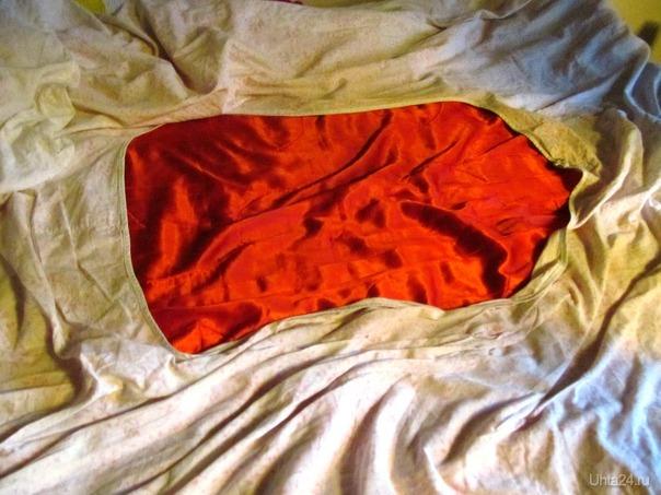 эт у бабули ночевал, с утра хрен ноги вынешь с одеяла блин, куда  запутались Разное Ухта