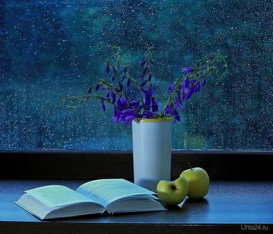 Дождливый вечер  Ухта