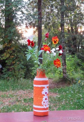 Осенний букет.  Ухта