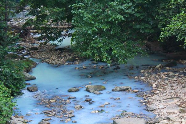 Молочные реки Мацесты Мир глазами ухтинцев Ухта