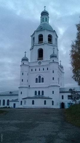 160 километров от Усть Сысольска на высоком берегу Вычегды..... Мир глазами ухтинцев Ухта