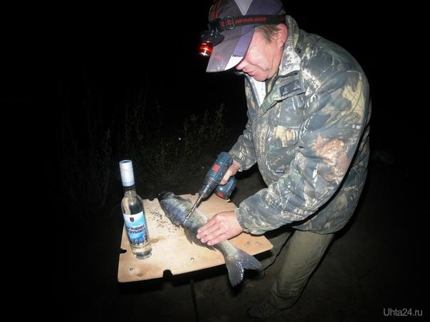 светлане очень понравилась рыбалка в астраханской области в сентябре, я то смутно всё помню.А, брат больше запомнил, в смысле меньше выпил Мир глазами ухтинцев Ухта