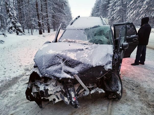 В ДТП на дороге Ухта - Сосногорск пострадали 5 человек УХТА24, ПЕРВЫЙ СПРАВОЧНЫЙ ПОРТАЛ УХТЫ Ухта
