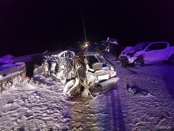 В Коми за праздничные дни в дорожно-транспортных происшествия погибли 6 человек УХТА24, ПЕРВЫЙ СПРАВОЧНЫЙ ПОРТАЛ УХТЫ Ухта