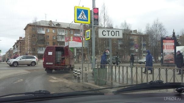 санобработка Улицы города Ухта