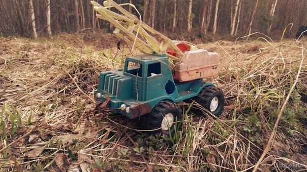 игрушки из детства  История Ухта