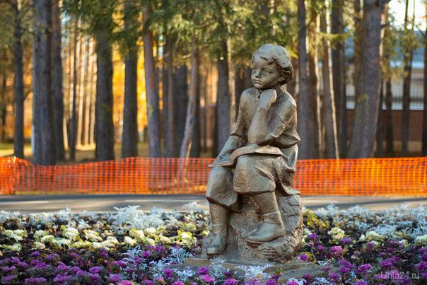 Володя обновленный Памятники Ухта