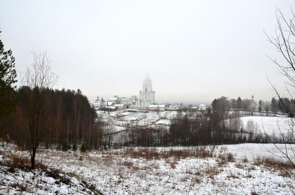 Троице Стефано Ульяновский мужской монастырь, самый древний в Коми вроде,14 века Мир глазами ухтинцев Ухта