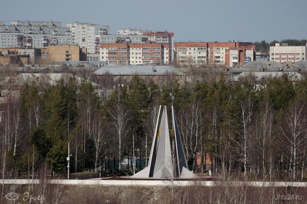 Памятники Ухта