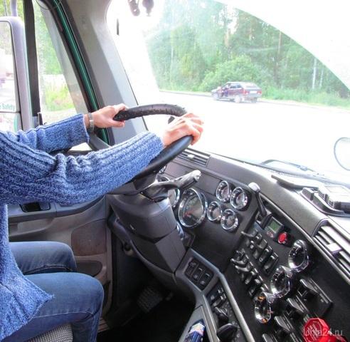 у светланы всё под контролем,руль держит крепко,акпп,но на всякий держитесь подальше от фур с тульским регионом Разное Ухта